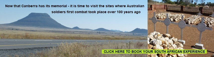 Boer War Battlefields