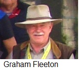 Colonel Graham Fleeton
